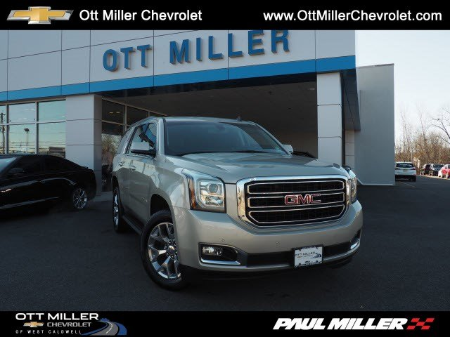 Certified Pre-Owned 2015 GMC Yukon SLE