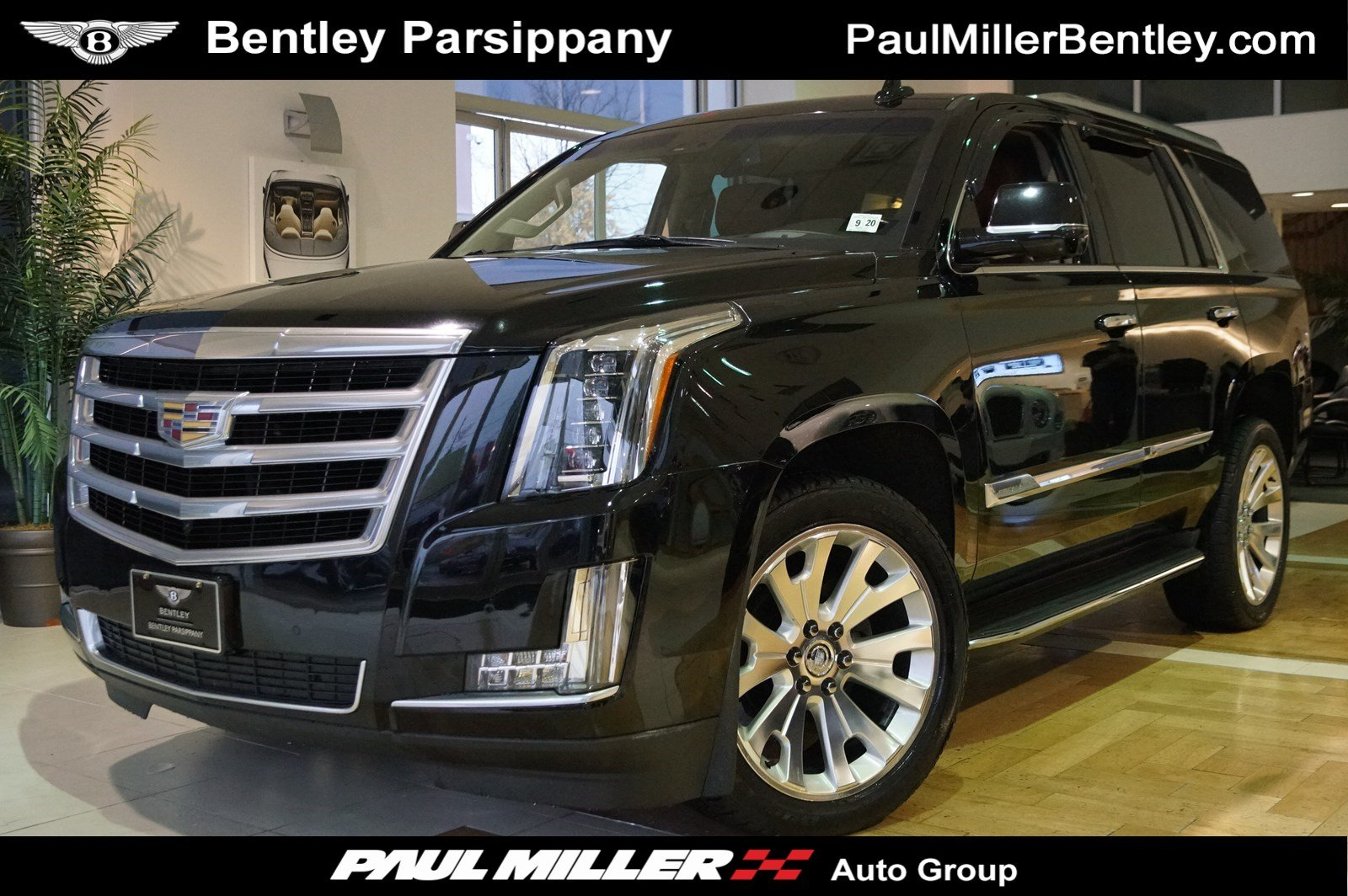 Pre Owned 2015 Cadillac Escalade Luxury Sport Utility In Parsippany Trailer Wiring Harness Installation Chevrolet Sonic Video