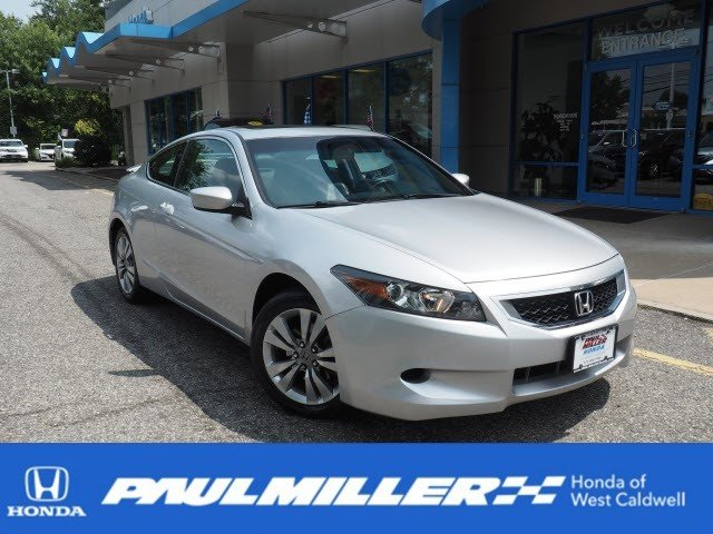 Pre-Owned 2008 Honda Accord Cpe EX-L