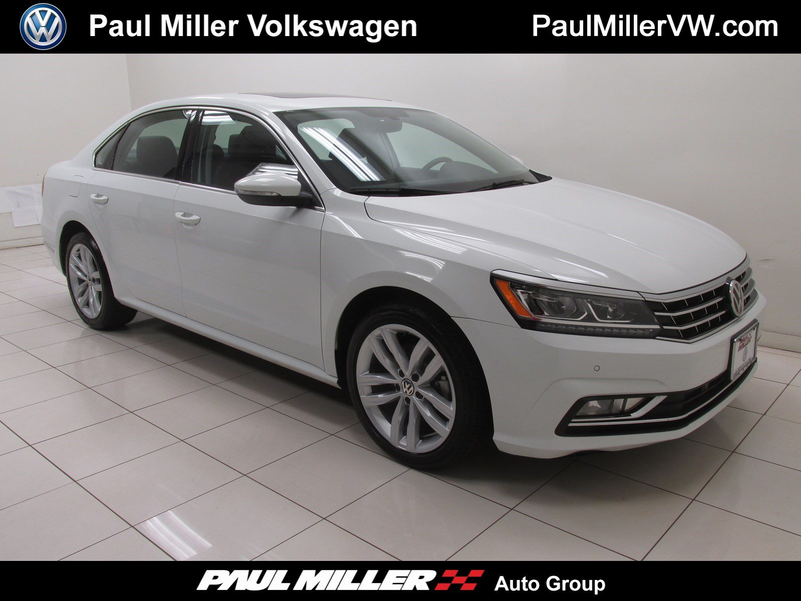 Certified Pre Owned 2018 Volkswagen Passat 2 0T SE w Technology 4dr