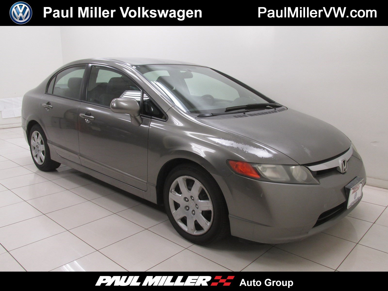 Pre-Owned 2006 Honda Civic Sdn LX