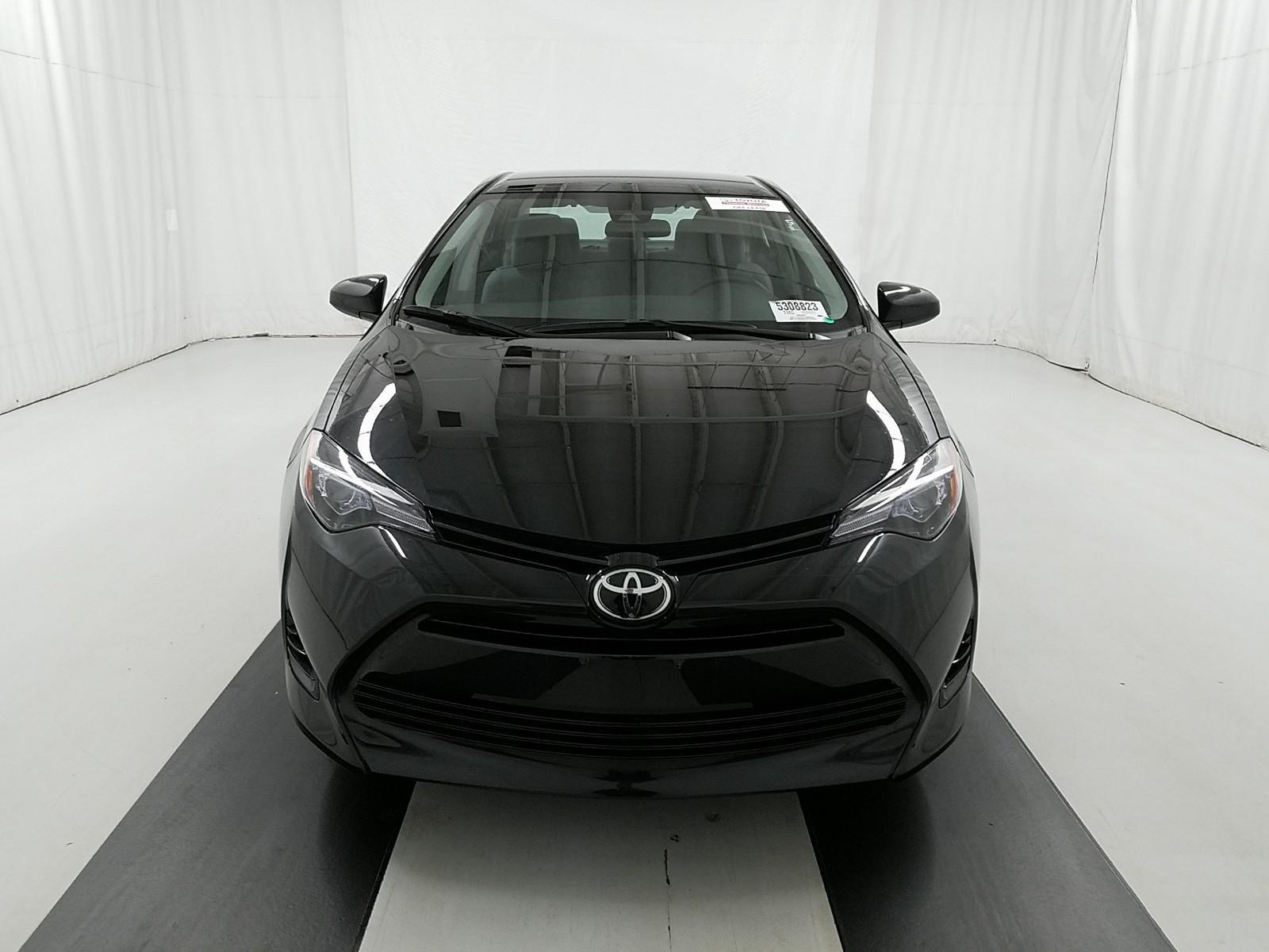 Pre Owned 2017 Toyota Corolla L 4dr Car in