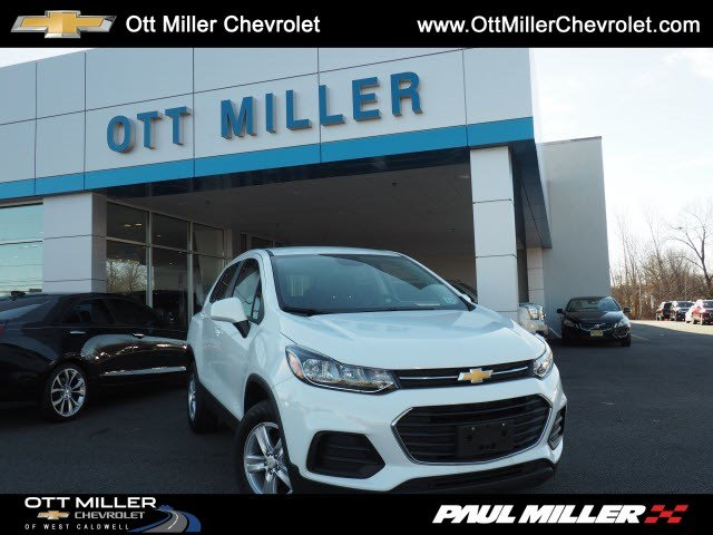 Pre Owned 2018 Chevrolet Trax Ls Sport Utility In 18690tl Paul