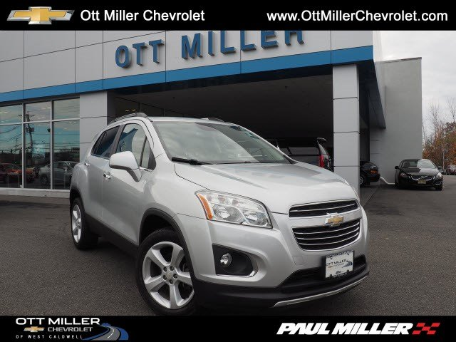 Certified Pre Owned 2016 Chevrolet Trax Ltz Sport Utility In 434