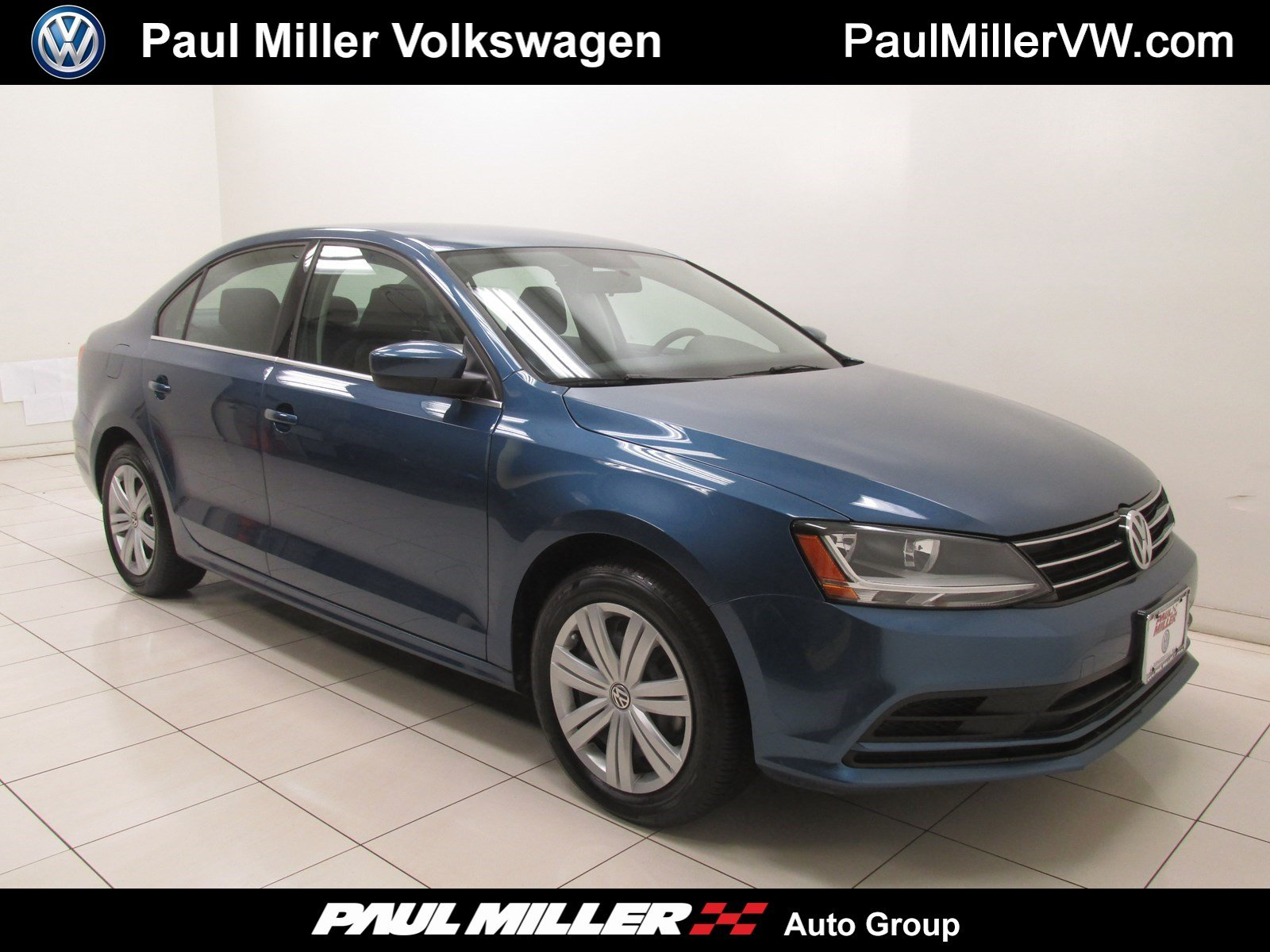 certified pre-owned 2017 volkswagen jetta 1.4t s 4dr car in #6063