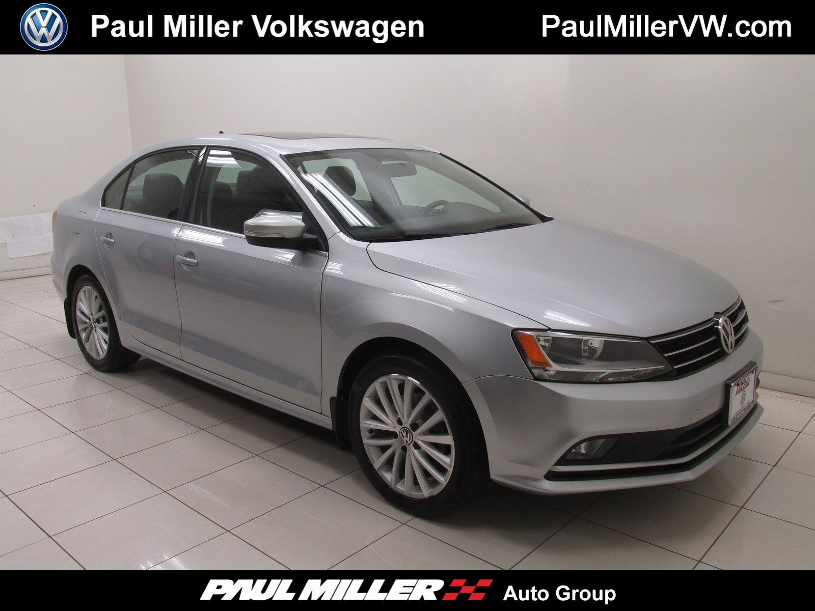 Certified Pre Owned 2015 Volkswagen Jetta Sedan 1 8T SE w