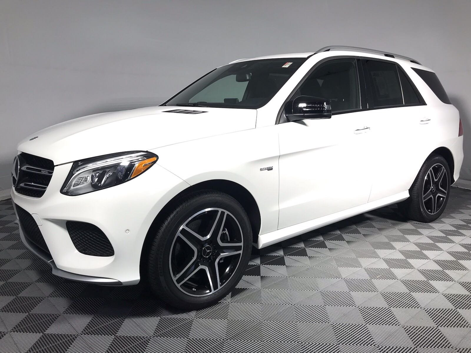Pre Owned 2017 Mercedes Benz GLE Sport Utility in Wayne