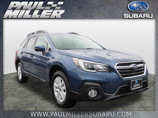 Certified Pre Owned 2019 Subaru Outback Premium Sport Utility In