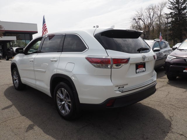 Certified Pre Owned 2016 Toyota Highlander Le Plus