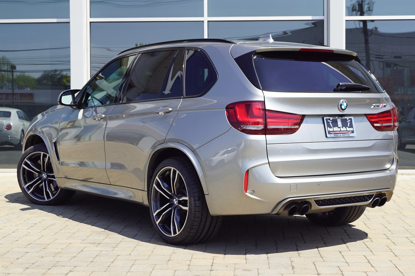 Pre Owned 2017 Bmw X5 M