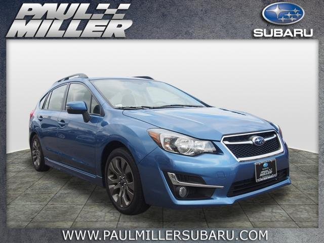 Pre Owned 2016 Subaru Impreza Wagon 2 0i Sport Limited