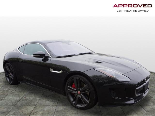 Certified Pre Owned 2017 Jaguar F Type S British Design Edition 2dr