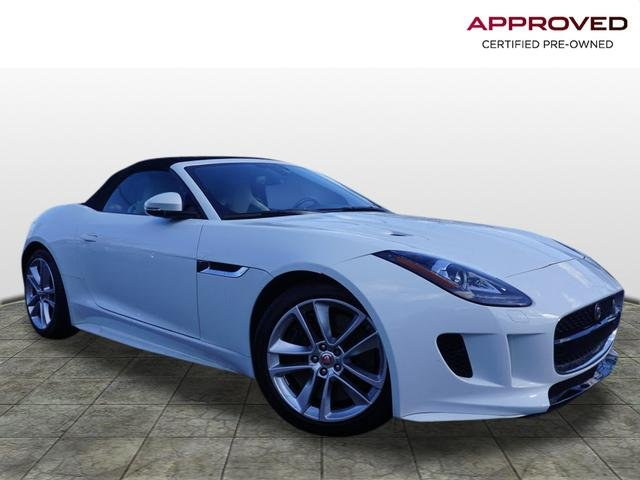 Certified Pre Owned 2016 Jaguar F Type S
