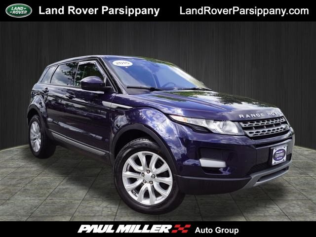 2015 Land Rover Range Rover Evoque Pure >> Certified Pre Owned 2015 Land Rover Range Rover Evoque Pure Sport