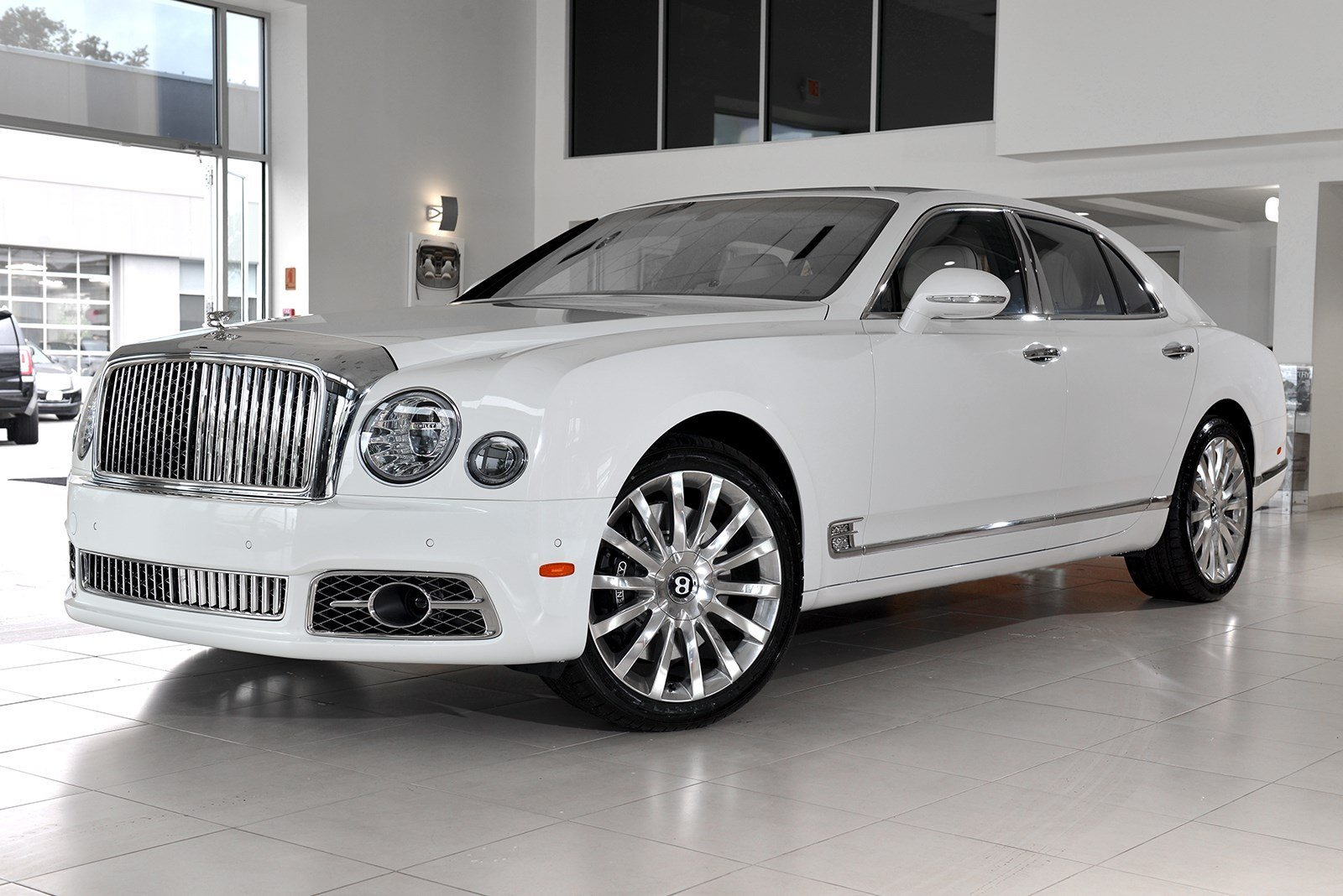 New 2017 Bentley Mulsanne Mulliner 4dr Car In Parsippany