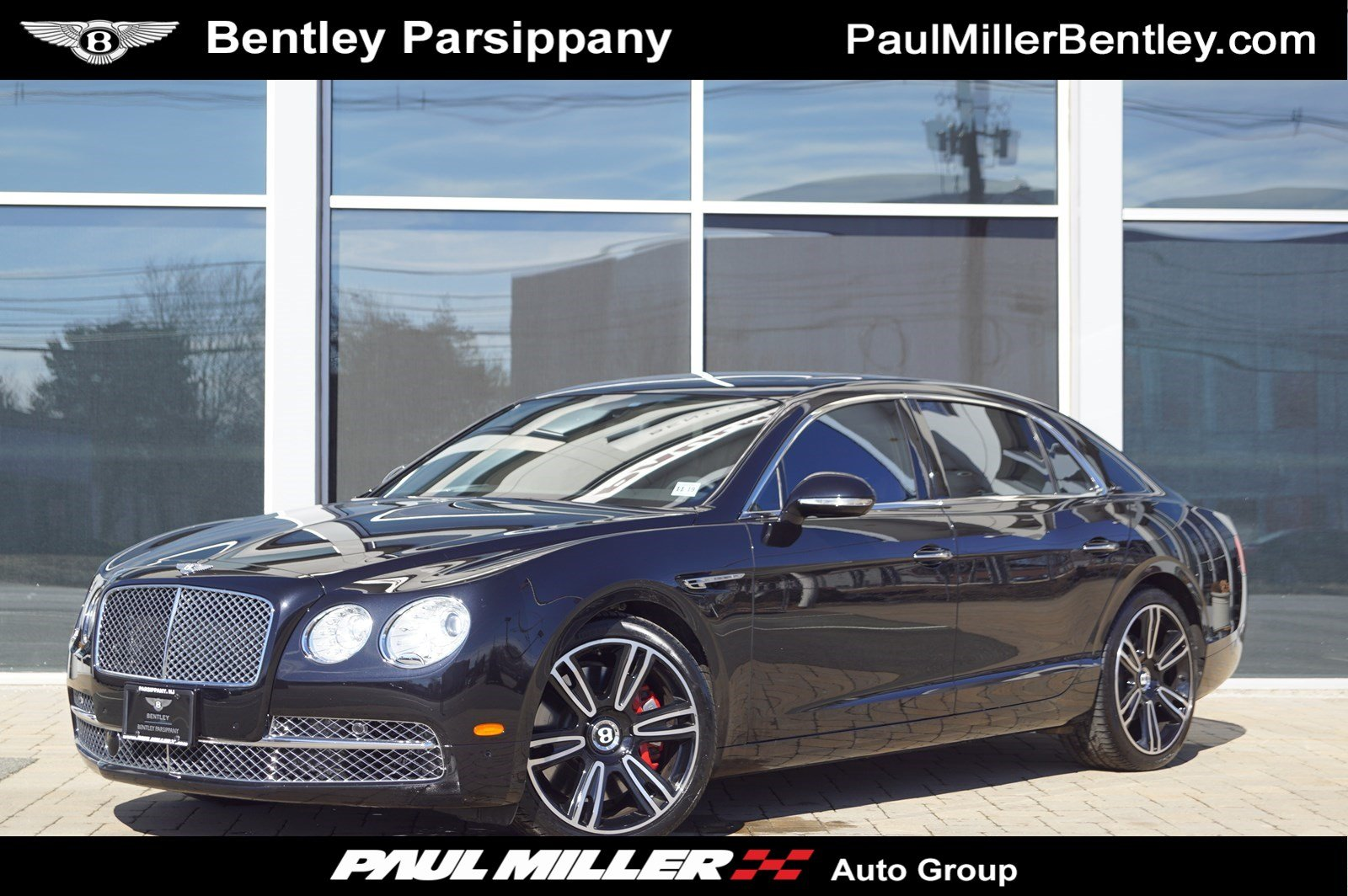 pre-owned 2014 bentley flying spur 4dr car in parsippany #5966