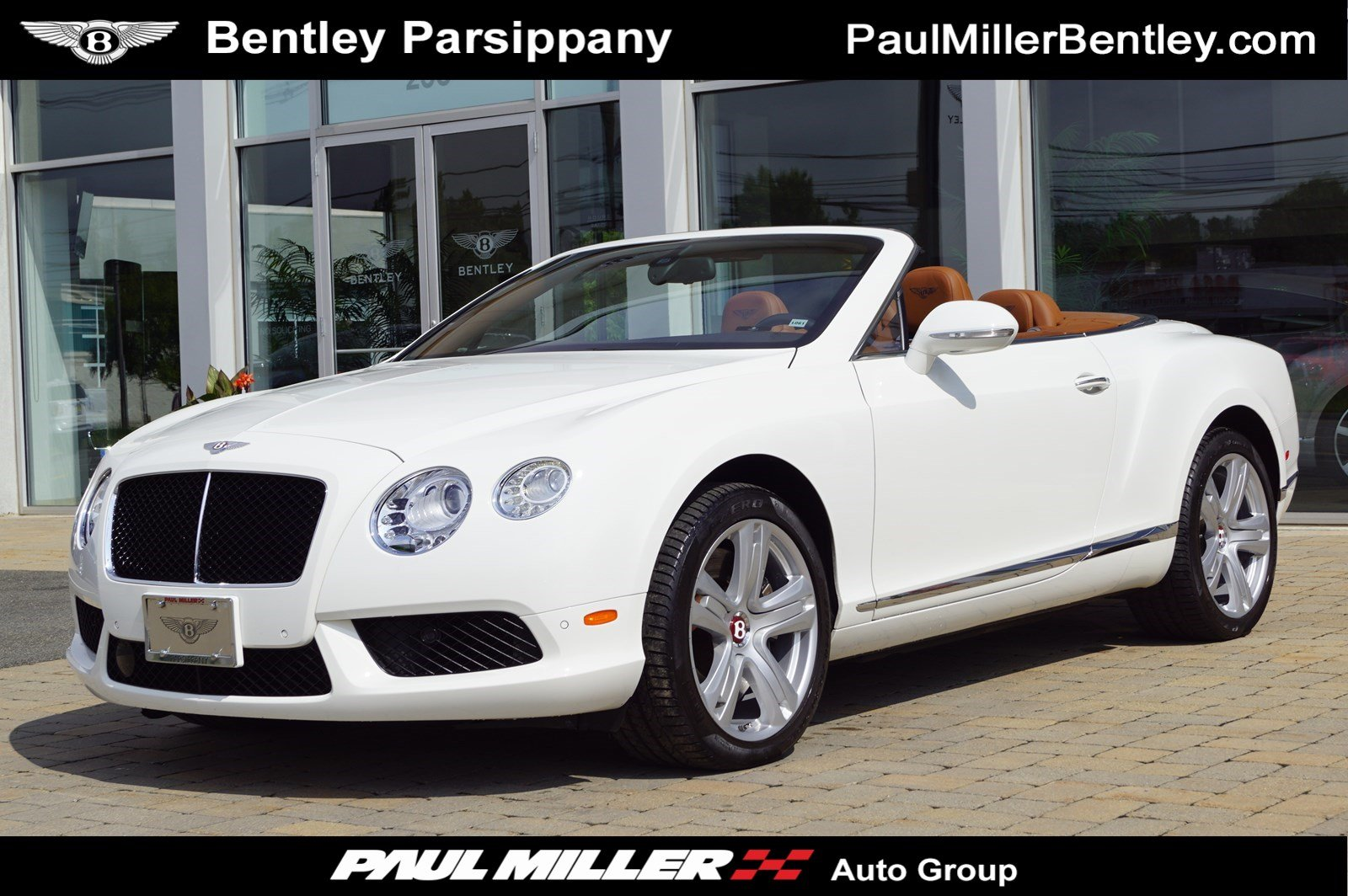 Certified Pre Owned 2013 Bentley Continental Gt V8 Convertible In