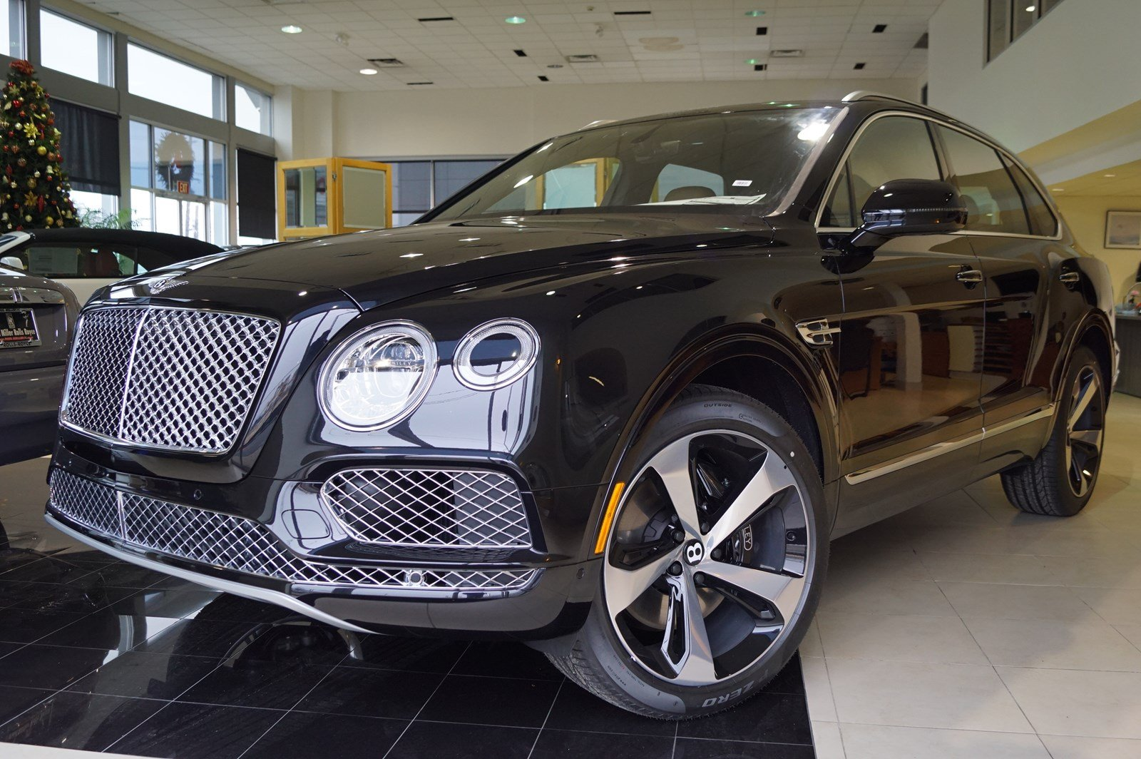 New 2019 Bentley Bentayga V8 Sport Utility In Parsippany B21920