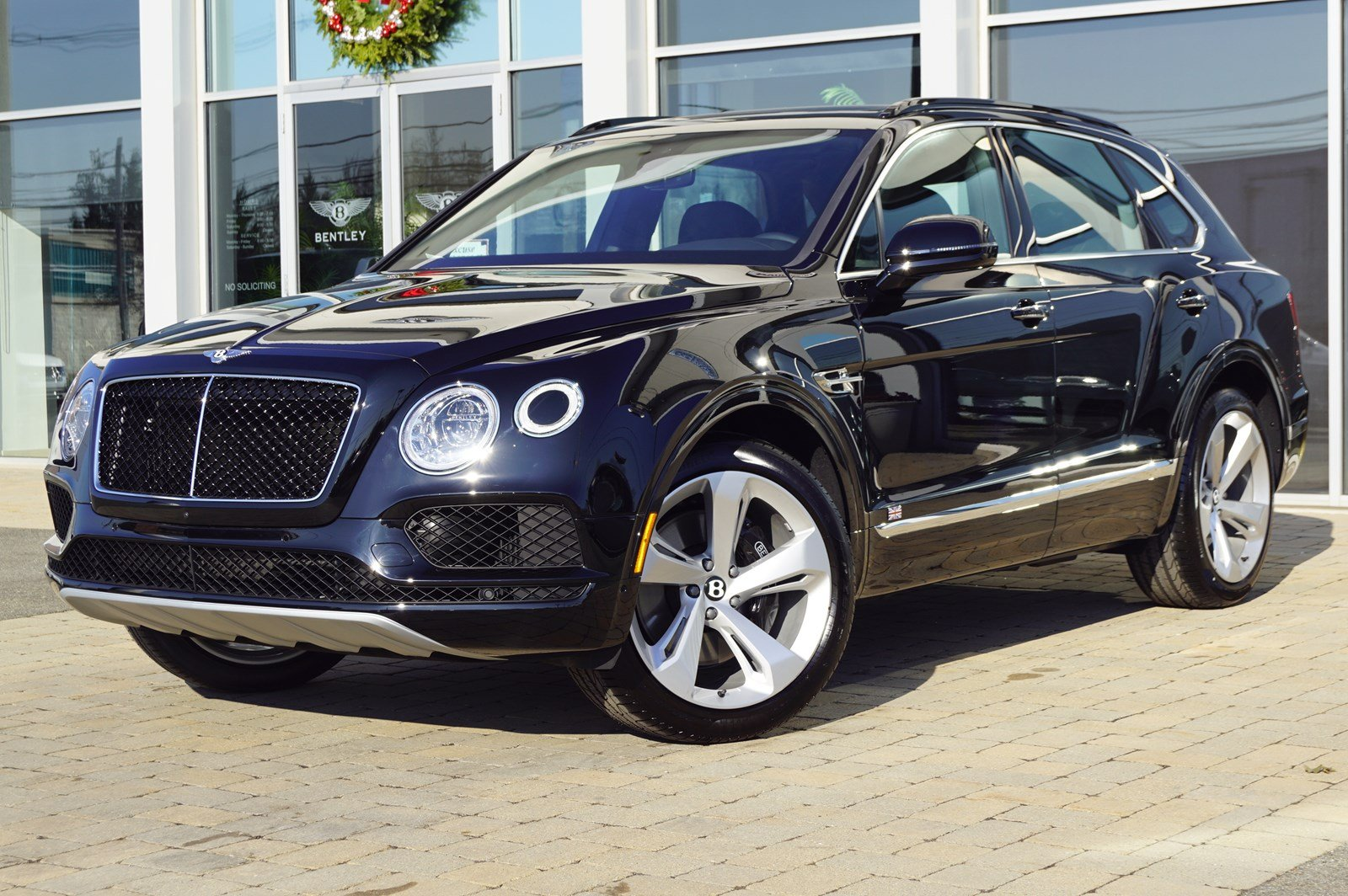 New 2019 Bentley Bentayga V8 Sport Utility In Parsippany B21910