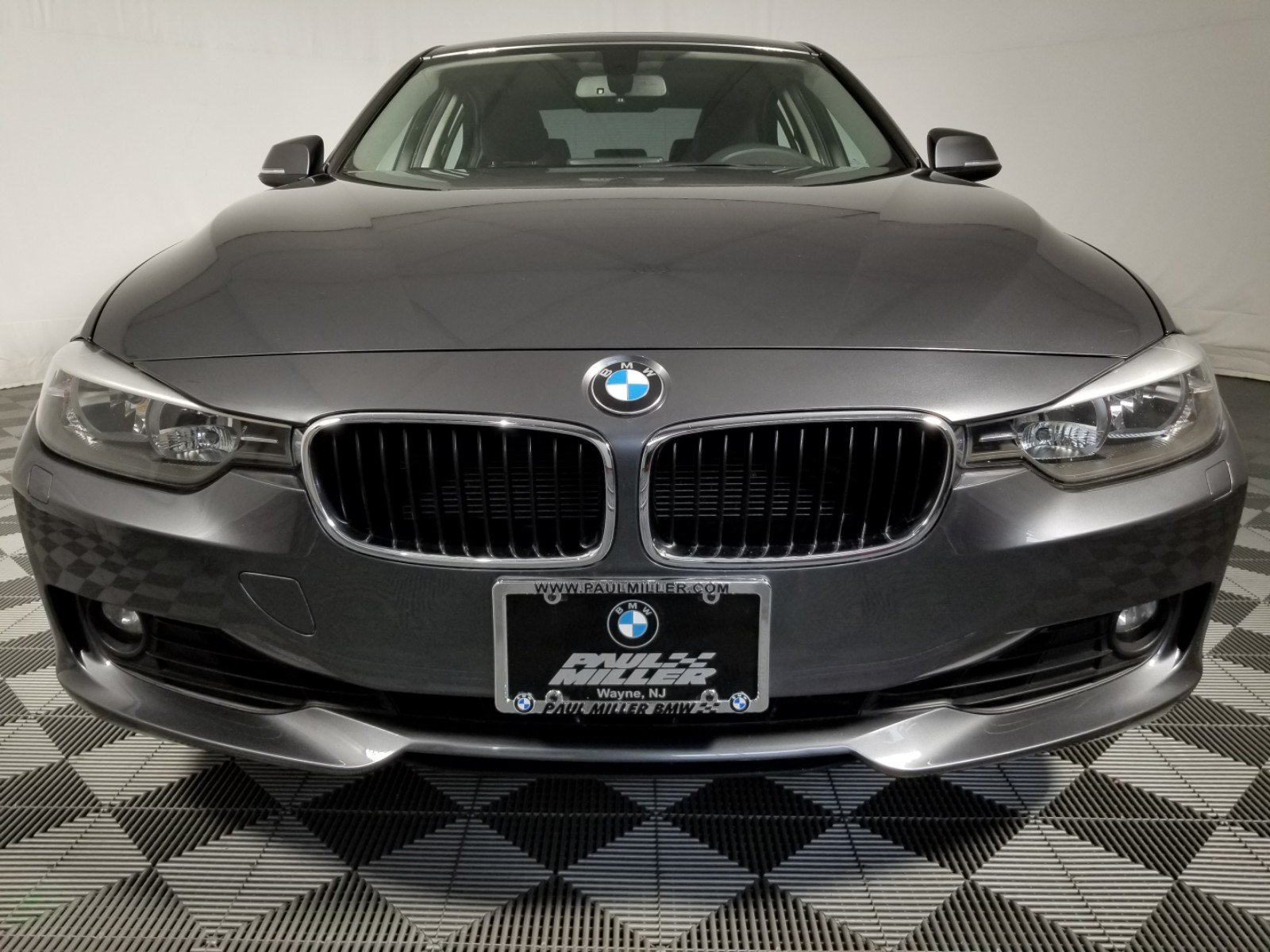 Pre Owned 2015 BMW 3 Series 328i xDrive 4dr Car in Wayne F