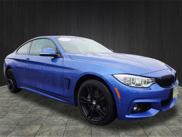 PreOwned BMW Series I XDrive Dr Car In LA - Bmw 4 series 435i m sport