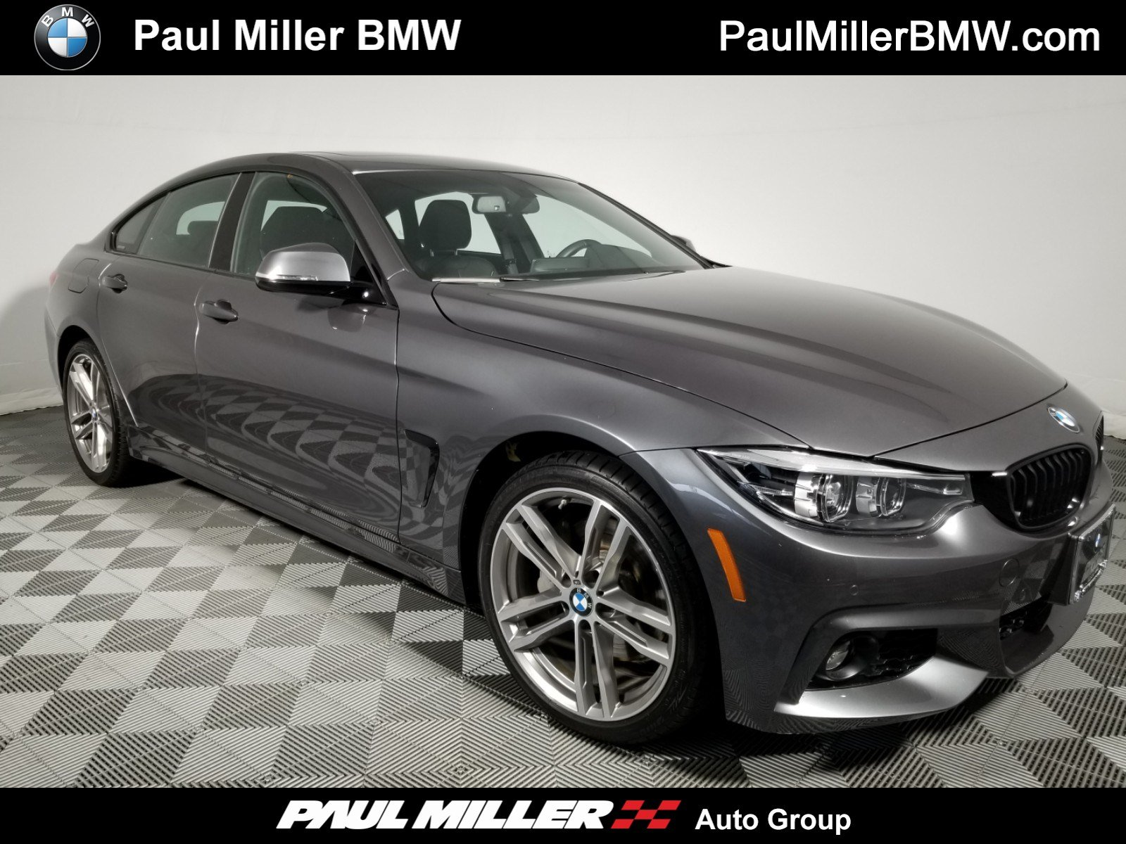 Pre Owned 2018 BMW 4 Series 430i xDrive Hatchback in Wayne L