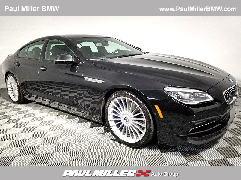 Certified PreOwned BMW Series ALPINA B XDrive Dr Car In - Alpina bmw b6