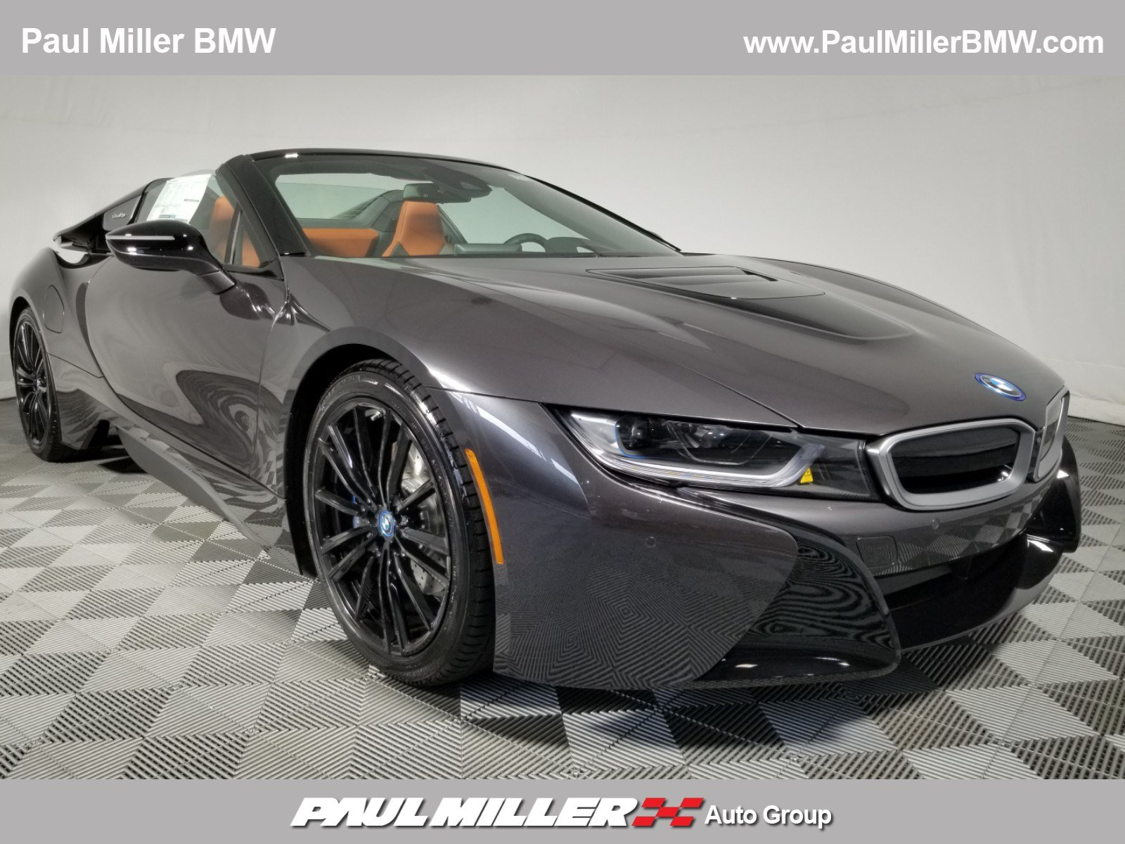 New 2019 Bmw I8 Convertible In Wayne 190143 Paul Miller Inc