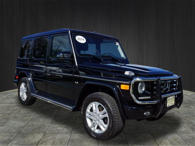 Great Pre Owned 2014 Mercedes Benz G Class G 550