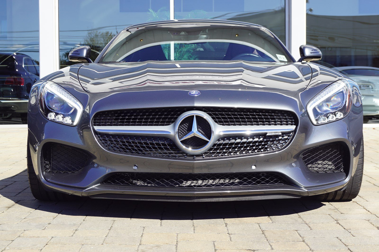 Pre Owned 2017 Mercedes Benz Amg Gt