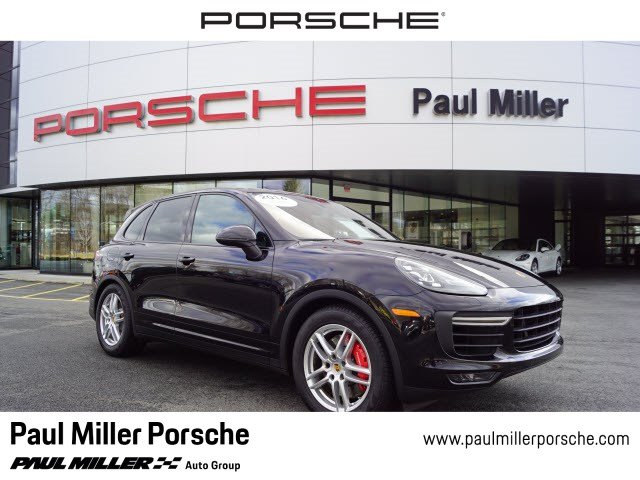 Certified Pre Owned 2016 Porsche Cayenne Turbo