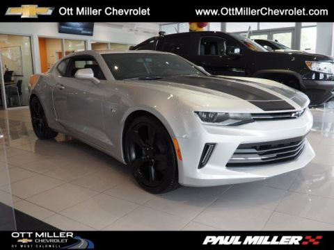 New 2018 Chevrolet Camaro LT