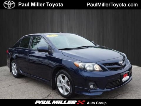 Certified Pre-Owned 2011 Toyota Corolla S