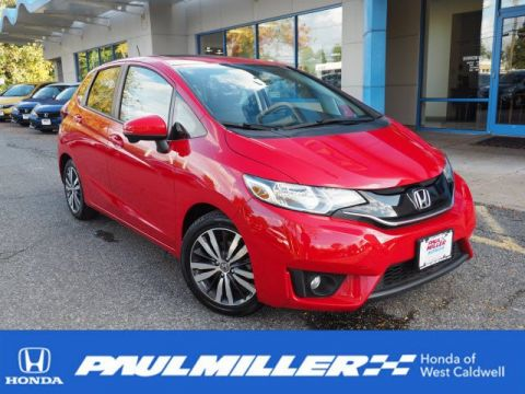 Certified Pre-Owned 2015 Honda Fit