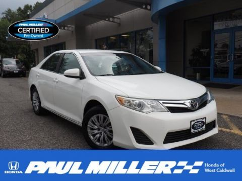 Certified Pre-Owned 2012 Toyota Camry