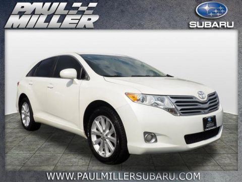 Certified Pre-Owned 2010 Toyota Venza Base