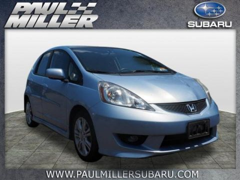 Certified Pre-Owned 2009 Honda Fit Sport