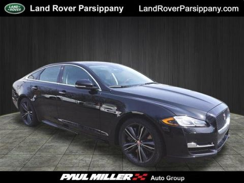 Certified Pre-Owned 2018 Jaguar XJ XJ Supercharged