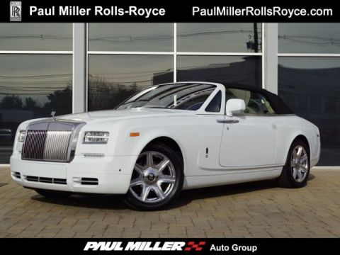 Certified Pre-Owned 2015 Rolls-Royce Phantom Coupe Drophead