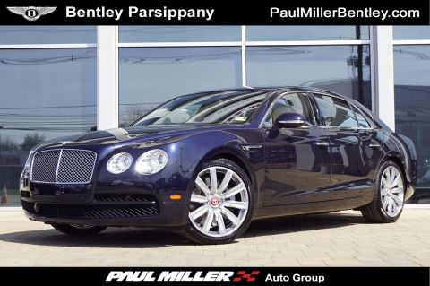 Certified Pre-Owned 2015 Bentley Flying Spur V8