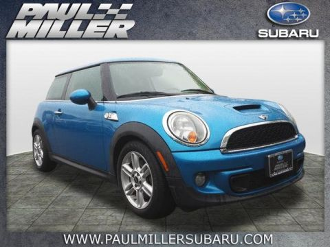 Certified Pre-Owned 2011 MINI Cooper Hardtop S